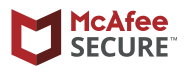 McAfee site seal - click to verify